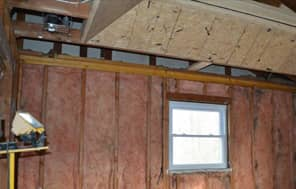 batting or fiberglass insulation installer st louis, mo