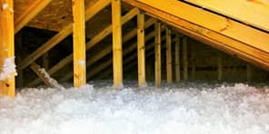 blown-in insulation attic-st-charles-mo