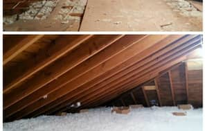 blow in insulation in St Louis, Missouri