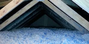 blown-in insulation attic St Charles, Missouri