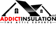 addict insulation company logo